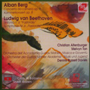 CD Berg, Beethoven